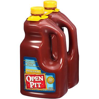 Open Pit Original Barbecue Sauce - 76 oz. - 2 pk.