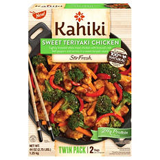 Kahiki Sweet Teriyaki Chicken (22 oz. bags, 2 pk.)