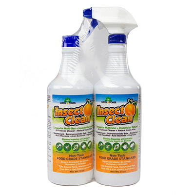 Insect O Clean Multipurpose - 32 oz. - 2 pk.