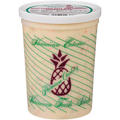 Hawaiian Eateries Best Foods Real Mayonnaise Potato Salad - 5 lb.