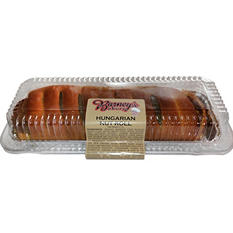 Barney's Bakery Hungarian Nut Roll (17 oz.)