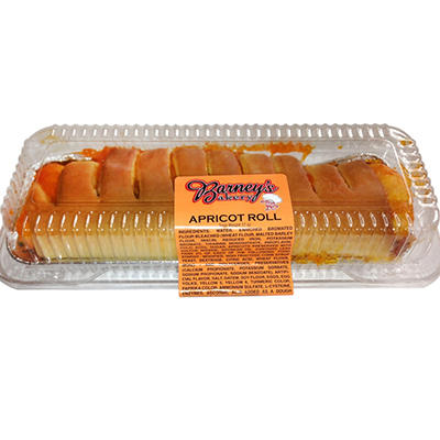 Barney's Bakery Apricot Roll (17 oz.)