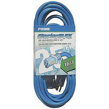 GlacierFlex® Cold Weather Extension Cord - 25ft