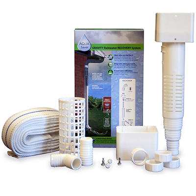 Aqua Saver® Rainwater Recovery System