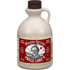 Uncle Luke's 100% Pure Maple Syrup - 32oz