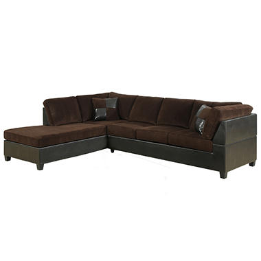 Niels Sleeper Sectional