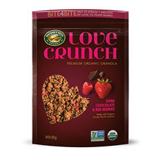 Nature's Path Love Crunch Dark Chocolate and Red Berries Granola (26.4 oz.)