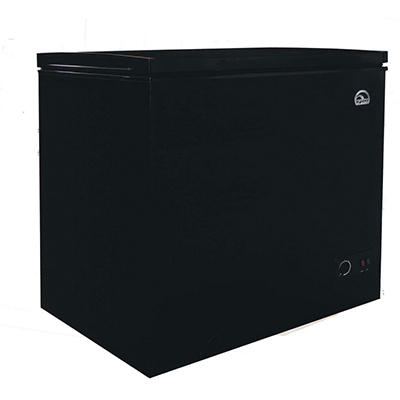 Igloo 5.2 CU FT Chest Freezer  -  Black