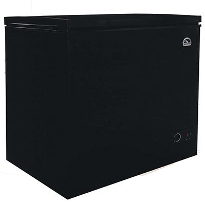 Igloo 7.2 cu. ft. Chest Freezer - FRF470-Black
