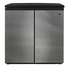 IGLOO 4.5 cu. ft. Dual-Door Compact Refrigerator