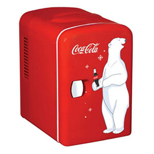 Coca-Cola Personal Fridge - 4L Capacity