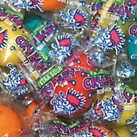 Dubble Bubble Cry Baby Sour Gumballs - 850 count