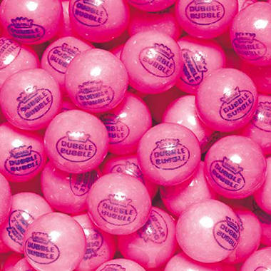SO DUBBLEBUBBLE PINK 1080CT 23MM ROUND