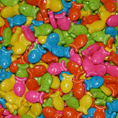 Gone Fishing Fruit Flavored Candy - 11,000 ct.