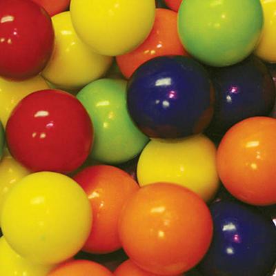 Kaboom Mini Jawbreaker - Assorted - 1,430 count