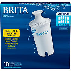 Brita Advanced Water Filters  (10-Count)