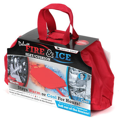 Arctic Zone Deluxe Fire & Ice Seat/Cushion
