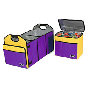Arctic Zone Trunk Organizer & Cooler (Assorted Colors)