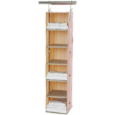 Neatfreak 6-Shelf Organizer (Candy Taffy)