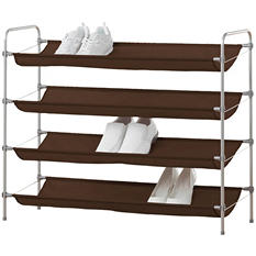 Neatfreak 4-Tier Fashion Shoe Shelf