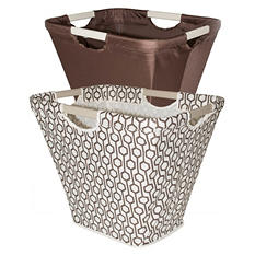 Neat Freak Laundry Hamper 2 Pk (Save $20.07 Now)