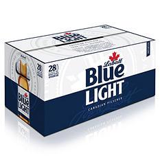 Labatt Blue Light Beer (11.5 oz. bottles, 28 pk.)