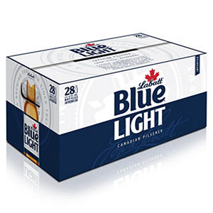 Labatt Blue Light Beer (11.5 oz. bottles, 28 pk.)
