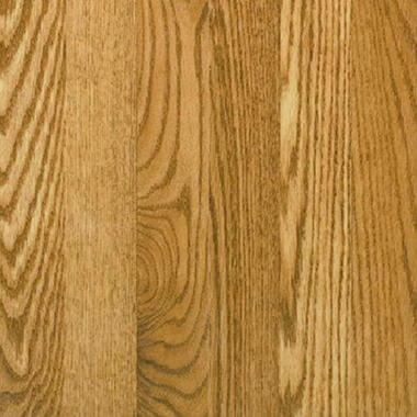Traditional Living�  Premium Laminate - Golden Amber Oak - Sample