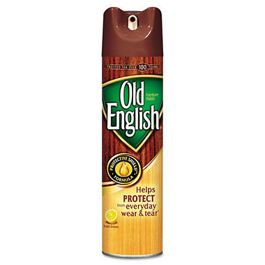 Old English Furniture Polish - 12.5 oz.