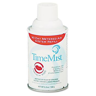 TimeMist Fragrance Dispenser Refills - Assorted - 12 refills