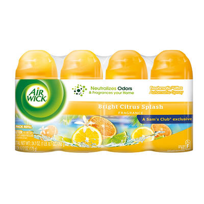 Air Wick Freshmatic Ultra, Various Scents (4 pk.)