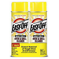 Easy-Off Professional Heavy Duty Oven & Grill Cleaner (24 oz., 2 pk.)