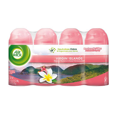 Air Wick Freshmatic Ultra, Choose Your Scent (4pk.)