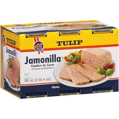Tulip Jamonilla® Luncheon Meat 12 oz. - 3 ct.