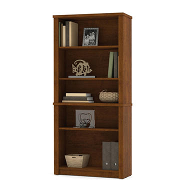 OfficePro - 60000 Modular Bookcase - Tuscany Brown
