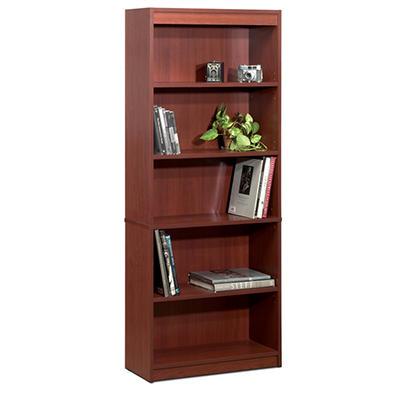 Bestar - Modular 5-Shelf Bookcase