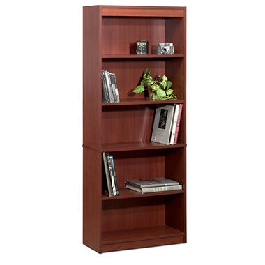 Bestar - Modular 5-Shelf Bookcase