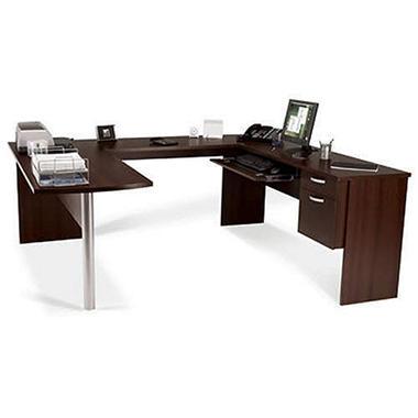Bestar - U-Shape Desk