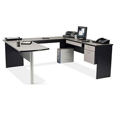Bestar U-Shape Desk