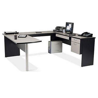 Bestar U-Shape Desk
