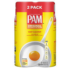 Pam Canola Spray - 12 oz. - 2 pk.