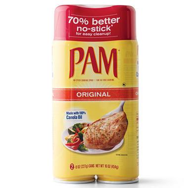 PAM® No-Stick Cooking Spray