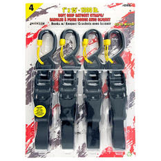 "Erickson 1"" x 15' Soft Grip Ratchet Strap"