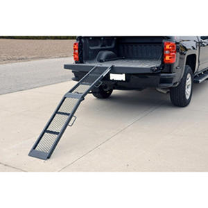 Erickson Steel Center Fold Ramp