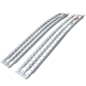 Erickson Heavy-Duty Arched Aluminum Ramp