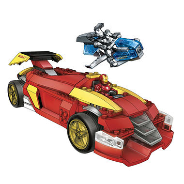 Mega Bloks Iron Man Showdown