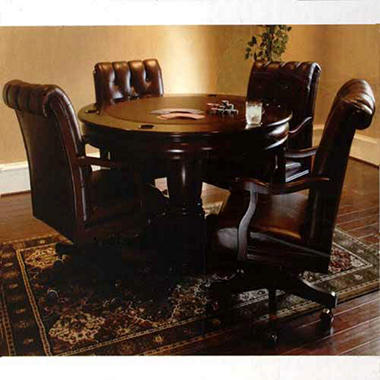 Taylor Game Table W 4 Chairs Sam S Club