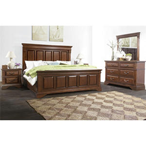 McAllen Bedroom Furniture 5-Piece Set, King