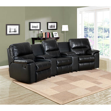 Granville Sectional Home Theater Set