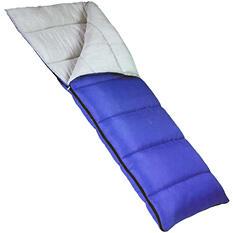 Aldi 40 Degree Kids Summer Sleeping Bag - Blue